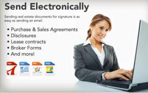 DocuSign electronic signature